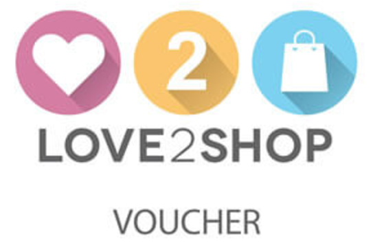 Win £250 Love to Shop vouchers
