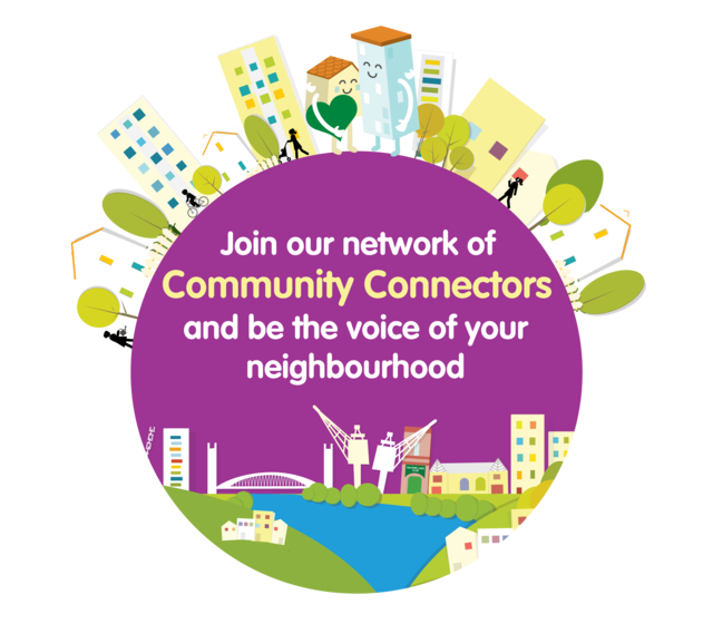 Live and breathe your community? Join our network of Community Connectors and be the voice of your neighbourhood.